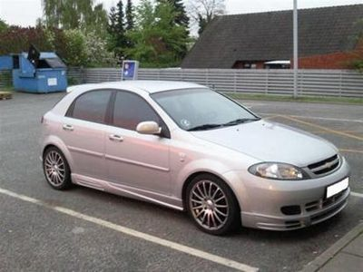brugt Chevrolet Lacetti 1,6 Sport