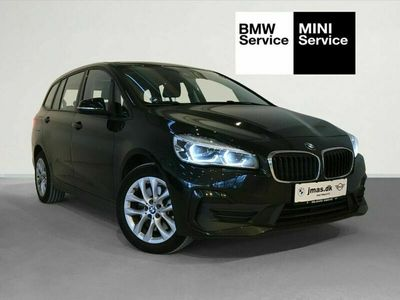 brugt BMW 218 Gran Tourer d 2,0 Connected aut.