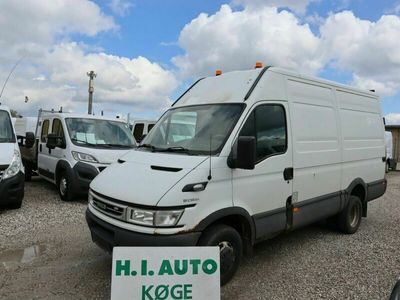 brugt Iveco Daily 3,0 35C14 17,2m³ Van