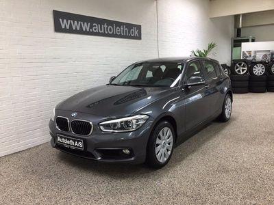 brugt BMW 120 d 2,0 aut.