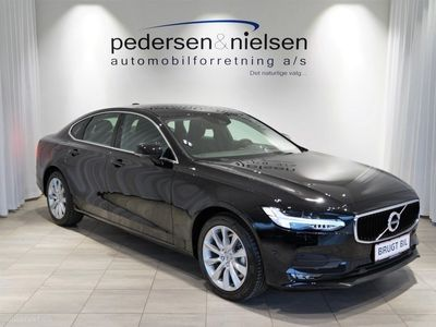 brugt Volvo S90 2,0 D4 Momentum Plus AWD 190HK 8g Aut.