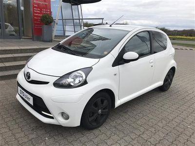 begagnad Toyota Aygo 1,0 VVT-I T3 68HK 5d