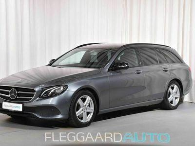 brugt Mercedes E220 T 2,0 D 9G-Tronic 194HK Stc 9g Aut.