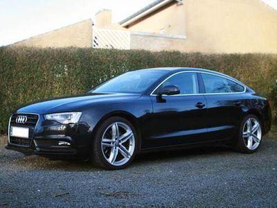 brugt Audi A5 Sportback 3,0 3.0 TDI 204 HK 4-DØRS MULTITRONIC
