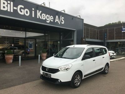 brugt Dacia Lodgy 1,6 Sce 100 Family Edition 7prs