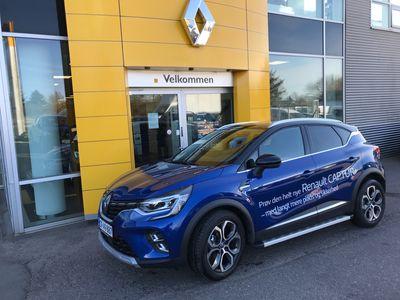brugt Renault Captur 1,3 TCE GPF Intens EDC 155HK 5d 7g Aut. A