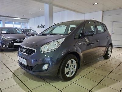 used Kia Venga 1,6 CVVT World Cup 125HK 5d 6g