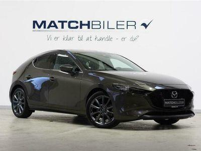 brugt Mazda 3 2,0 Skyactiv-X Cosmo AWD 180HK 5d 6g Aut.