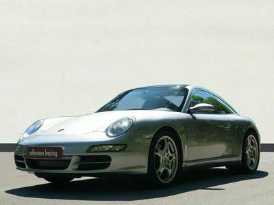 brugt Porsche 911 Targa 4S