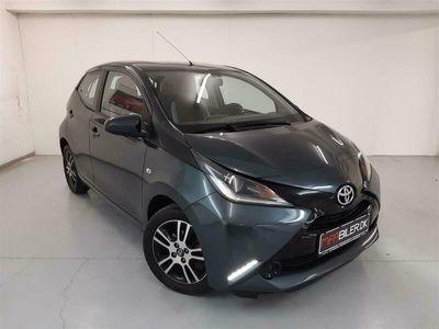 brugt Toyota Aygo 1,0 VVT-I X-Play 68HK 3d