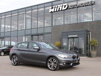 brugt BMW 120 d 2,0 D 190HK 5d 6g