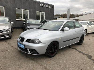 usado Seat Ibiza 1,4 16V Sport 100HK 3d