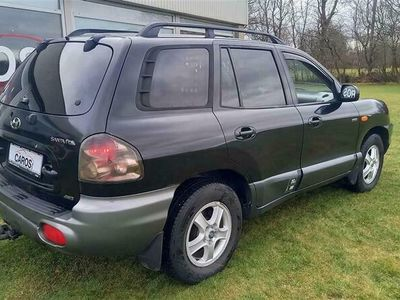 brugt Hyundai Santa Fe 2,0 TDI 4WD aut. 112HK Van
