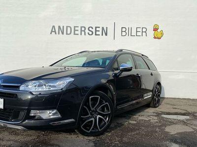 brugt Citroën C5 Tourer 2,0 Blue HDi XTR EAT6 start/stop 180HK Stc 6g Aut.