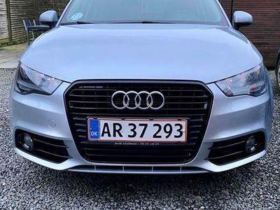 brugt Audi A1 Sportback 1,6 1.6 TDI 90 HK 5-DØRS