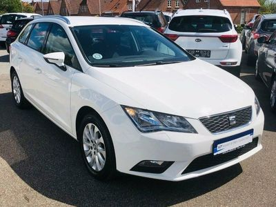 gebraucht Seat Leon ST 2,0 TDi 150 Style DSG eco