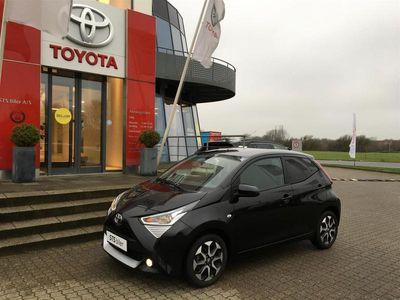 brugt Toyota Aygo 1,0 VVT-I X-Cellence 72HK 5d