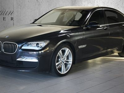 used BMW 730 D M-Sport