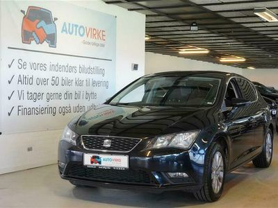brugt Seat Leon 1,4 TSI Style 122HK 5d 6g