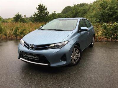 gebraucht Toyota Auris 1,3 VVT-I T1 99HK 5d 6g