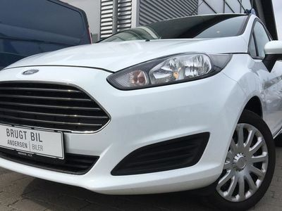 gebraucht Ford Fiesta 1,0 Trend Plus Start/Stop 80HK 5d