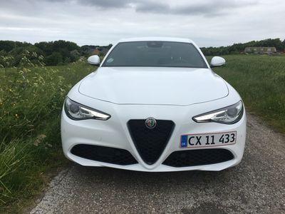 brugt Alfa Romeo Giulia 2.2 Diesel 190 Aut.