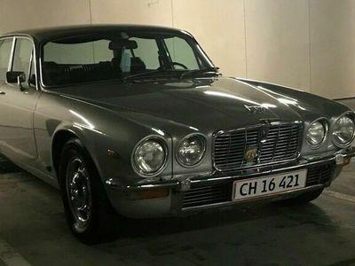 brugt Jaguar XJ12 5,3 Aut