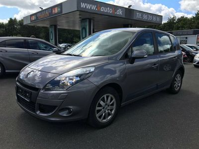 brugt Renault Grand Scénic III 1,5 dCi 110 Expression