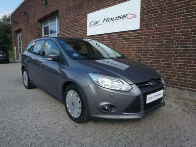 brugt Ford Focus 1,6 TDCi 105 Trend stc. ECO