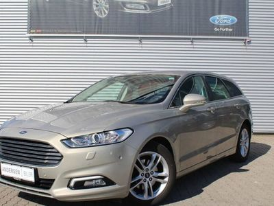 brugt Ford Mondeo 1,5 EcoBoost Titanium 160HK Stc 6g