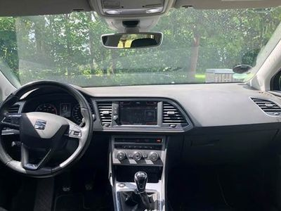 brugt Seat Leon TSI 150 HK ACT 110 kw ST. CAR 6 trins manuel 1,4