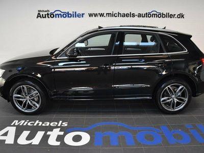 gebraucht Audi Q5 3,0 TDi 245 quattro S-tr.