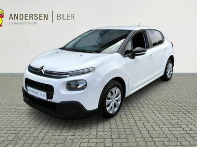 brugt Citroën C3 1,5 Blue HDi Cool start/stop 100HK 5d
