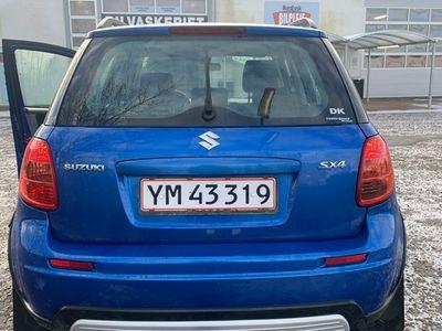 brugt Suzuki SX4 Gl