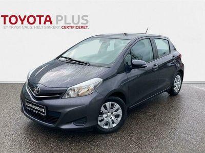 brugt Toyota Yaris 1,3 VVT-I Style Edition 100HK 3d 6g A