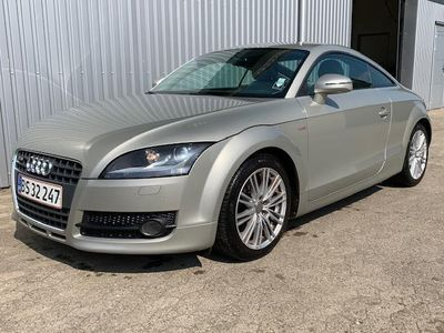 brugt Audi TT 2,0 TFSI AUT. 147KW