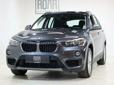 brugt BMW X1 2,0 sDrive18d aut. 5d