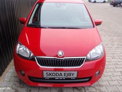 brugt Skoda Citigo 1,0 MPI Elegance 60HK 5d