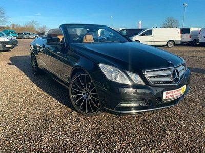 brugt Mercedes E350 0 CDi Avantgarde Cab. aut. BE