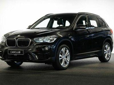 brugt BMW X1 2,0 xDrive18d Sport Line aut.
