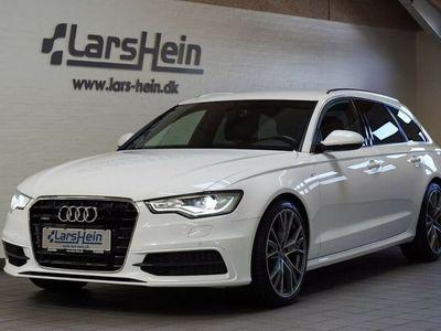 brugt Audi A6 3,0 TDi 245 Avant quattro S-tr.