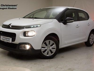 brugt Citroën C3 1,2 PureTech Feel+ 82HK 5d