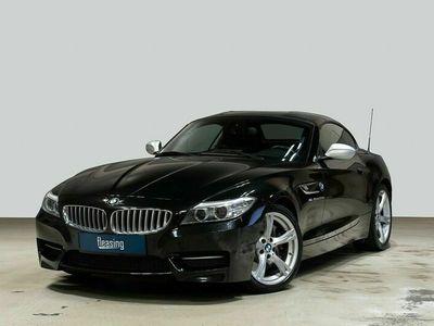 brugt BMW Z4 3,0 sDrive35is Roadster DKG