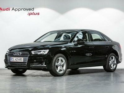 brugt Audi A4 40 TFSi Sport S-tr.