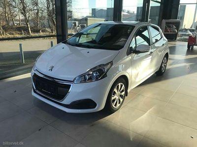 used Peugeot 208 1,6 BlueHDi Envy 100HK 5d
