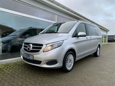 brugt Mercedes V220 d Lang 2,1 CDI 163HK 7g Aut.
