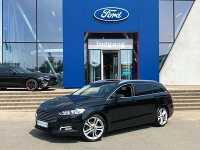 usata Ford Mondeo 2,0 TDCi 150 Trend stc. ECO