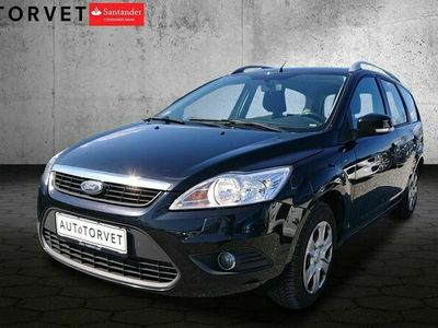 brugt Ford Focus 1,6 TDCi 109 Trend Collection stc.
