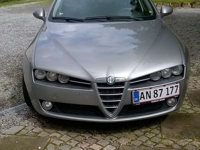 käytetty Alfa Romeo 159 Sport Wagon 2,4 JTDM