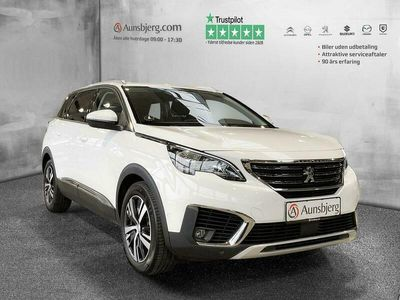 brugt Peugeot 5008 1,2 PureTech Allure EAT8 130HK 5d 8g Aut.